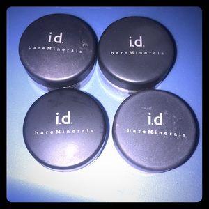 Bare Minerals eyeshadow bundle